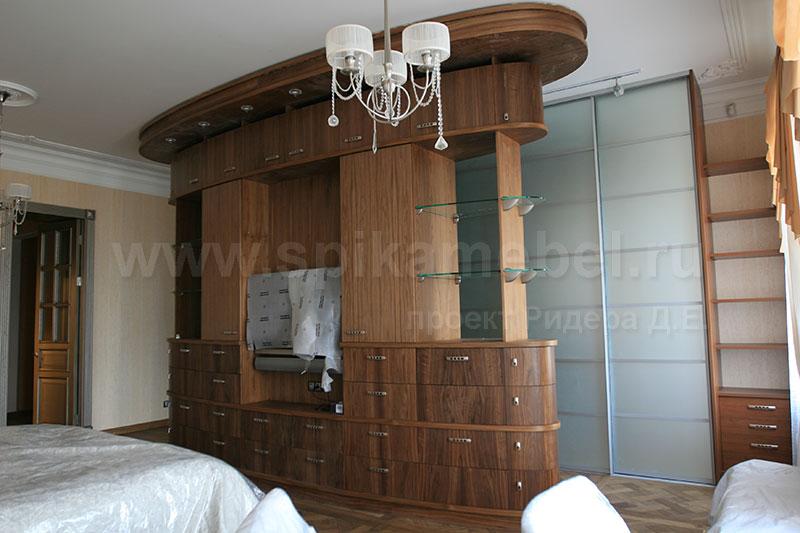 шкаф-корабль в спальню