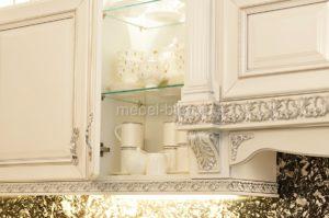 декор и подсветка дял ампир кухни