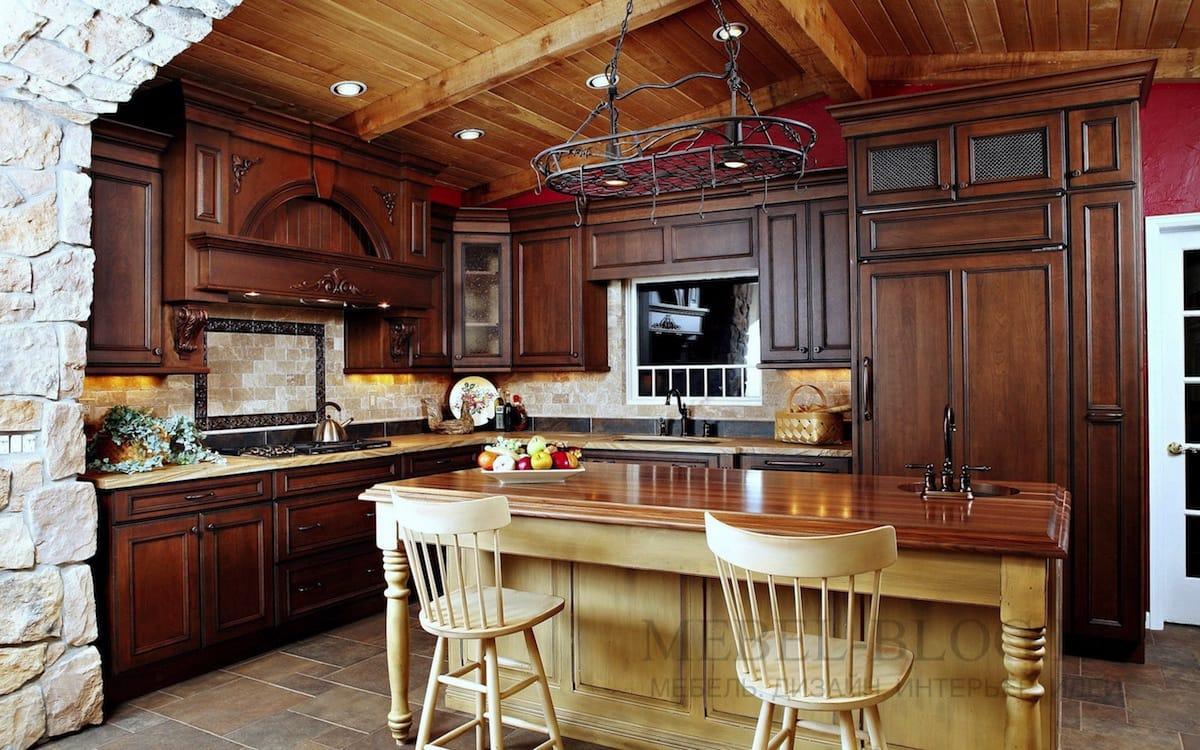 кухня в классике