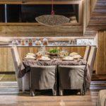 столовая деревянная