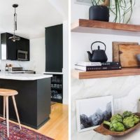 кухня бохо style