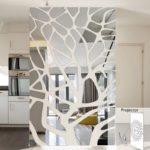 дерево из зеркала