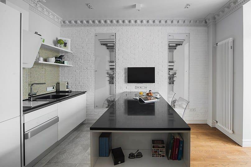 островок на кухне