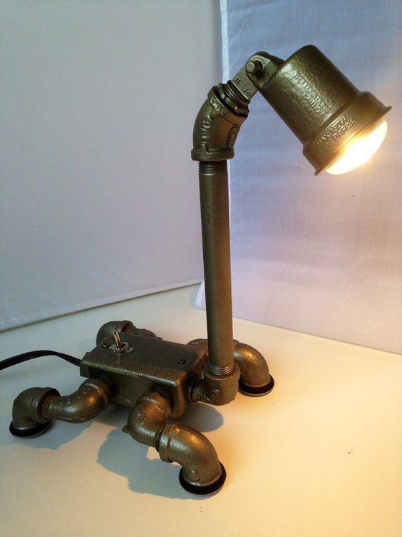 лампа жираф