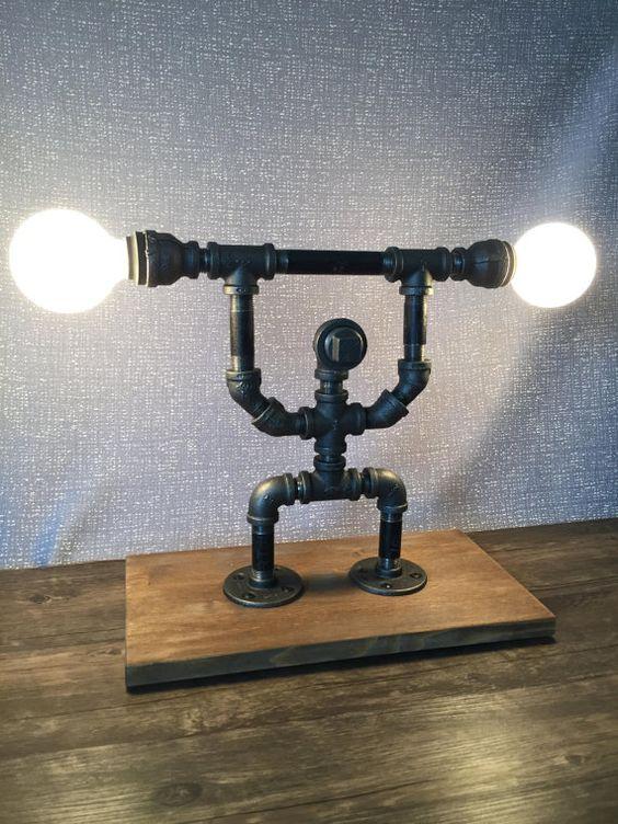 лампа спортсмен
