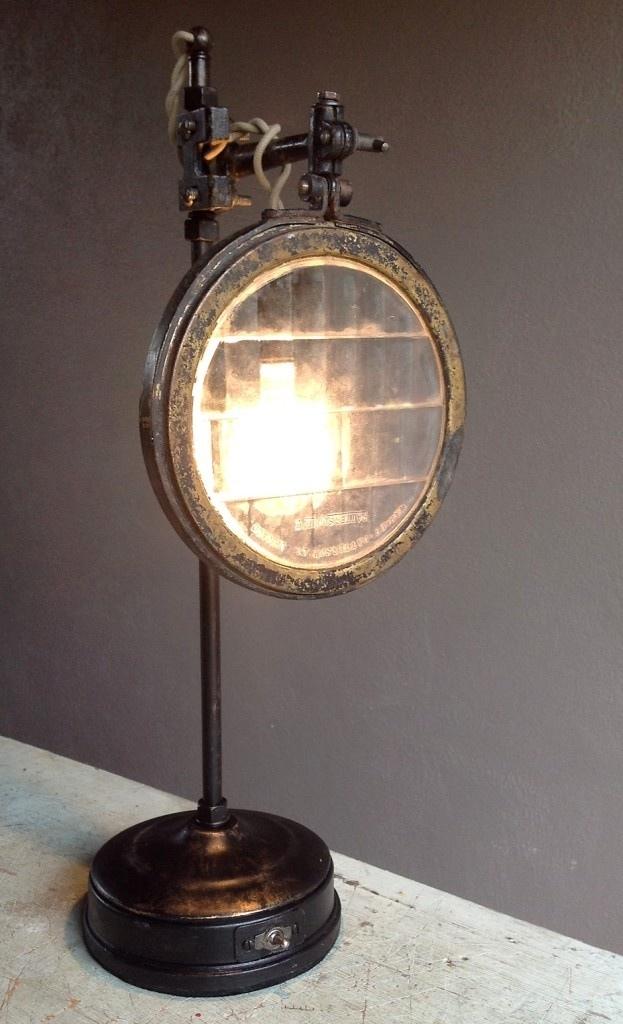 лампа-фара