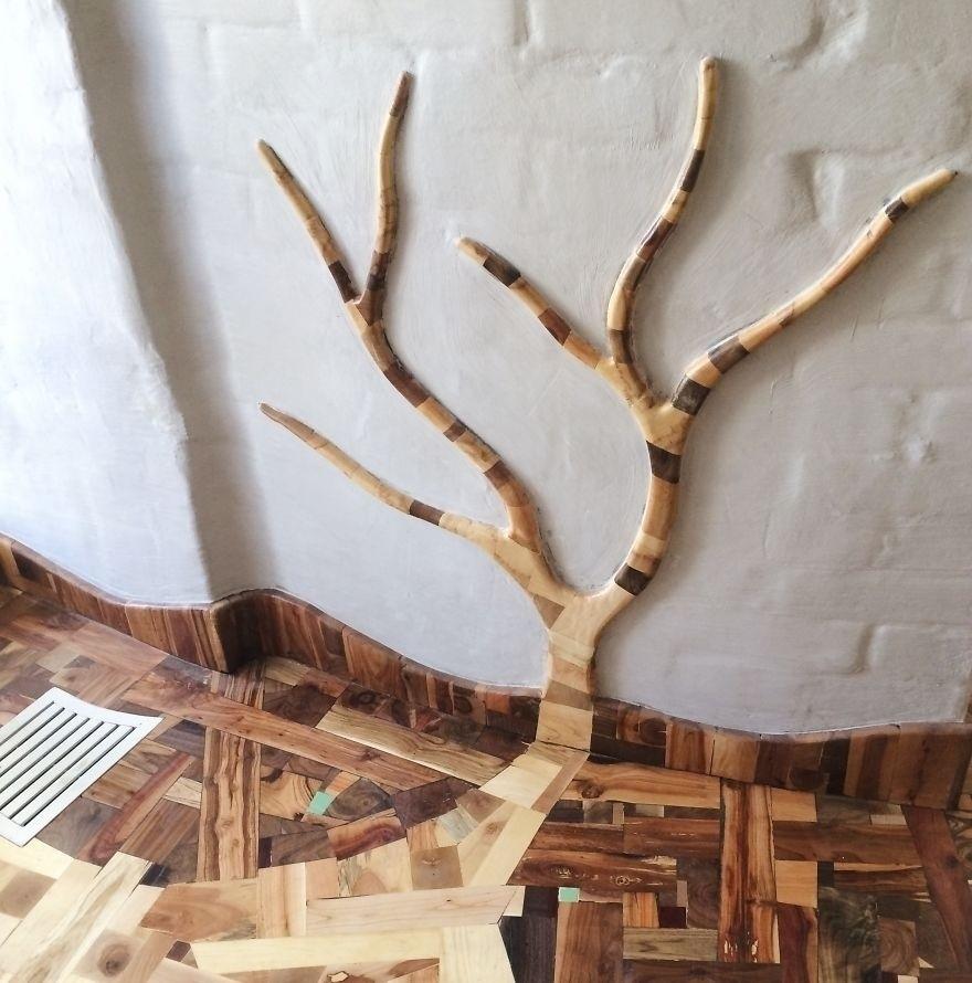 наборное дерево