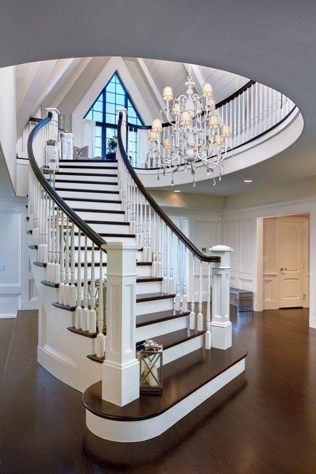 парадная лестница