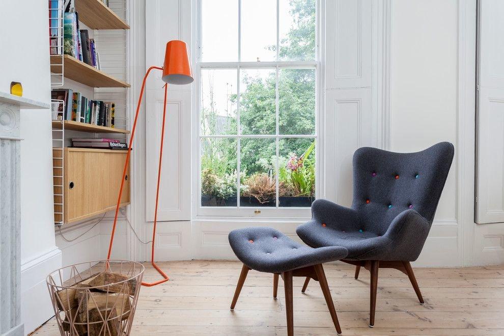ораньжевая лампа