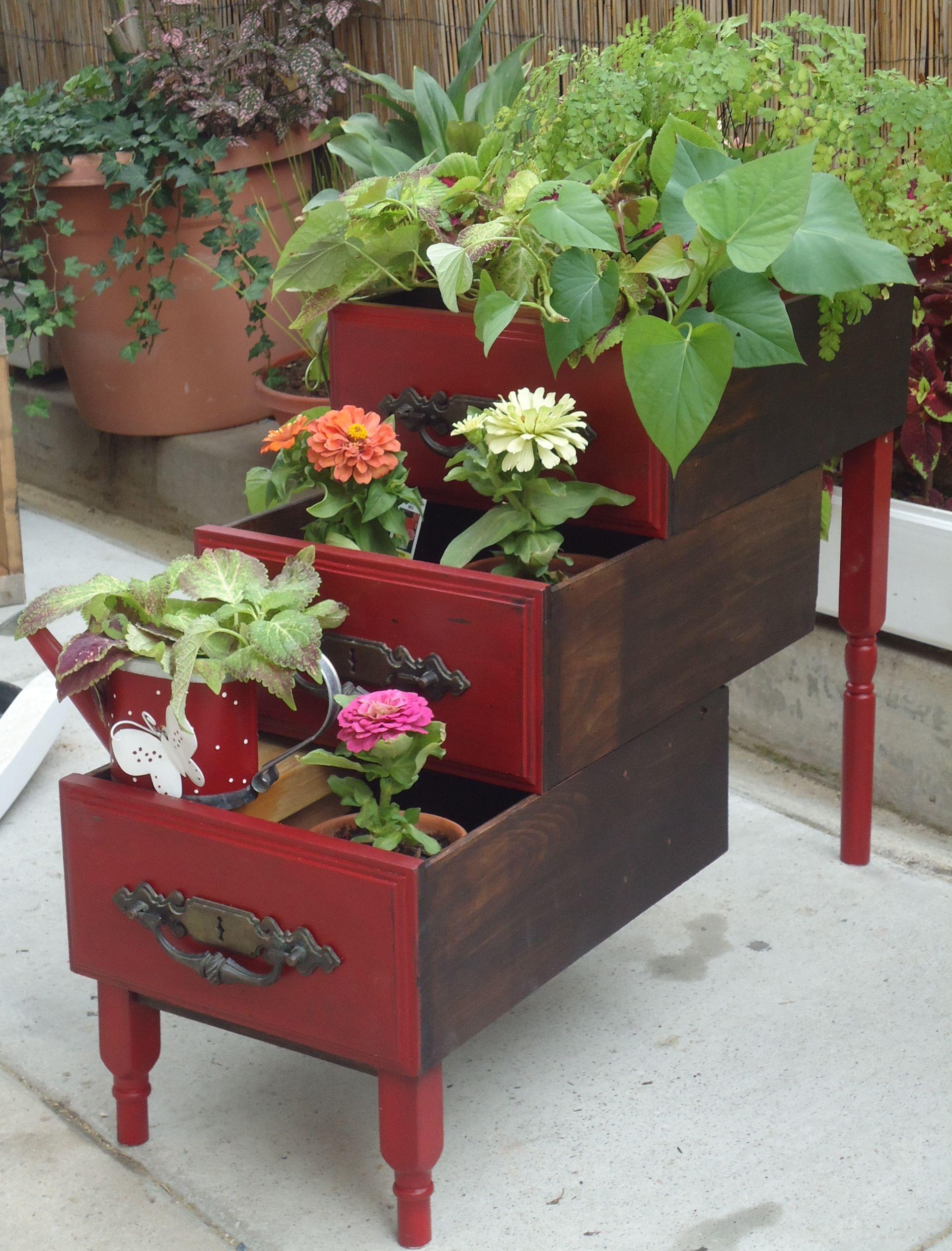 тумба под цветы