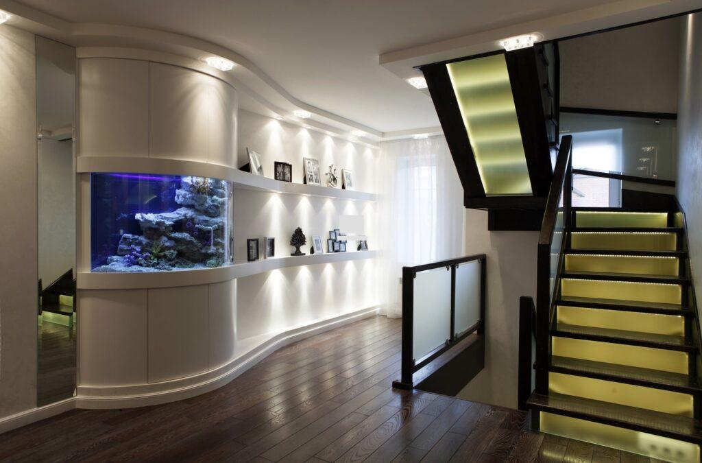 аквариум в доме